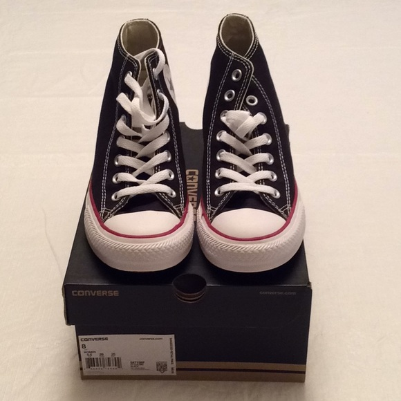 CONVERSE Chuck Taylor Women's Lux Mid Blk Canvas 8